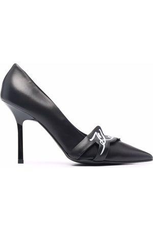 Karl Lagerfeld Sarabande Signature pumps