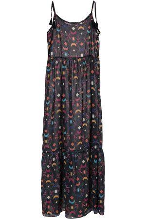 Brigitte Luna beach dress
