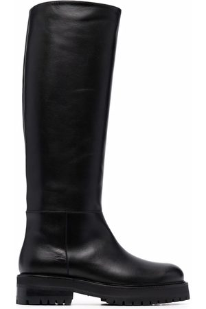 Dondup Knee-length leather boots