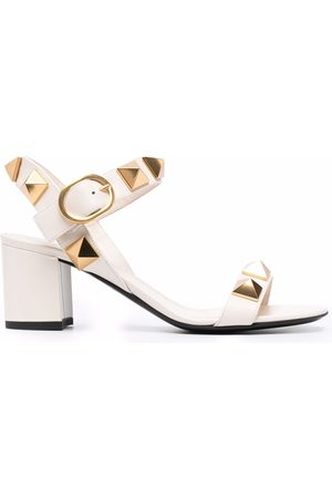 VALENTINO GARAVANI Women Sandals - Roman Stud leather sandals
