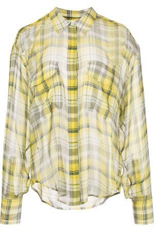 Equipment Melanni silk shirt
