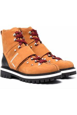 Dsquared2 TEEN Morbidone mountain boots