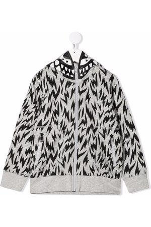 Stella McCartney Doggy fur funny hoodie