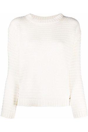 Fabiana Filippi Women Jumpers - Textured cashmere jumper