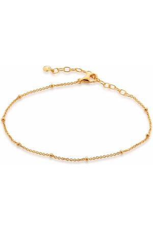 Monica Vinader Fine beaded chain bracelet