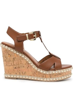 Carvela Women Wedged Sandals - Sasha wedge-heel sandals