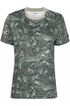 Kenzo Leopard-print T-shirt