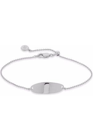 Monica Vinader Women Bracelets - Tiny Nura fine chain bracelet