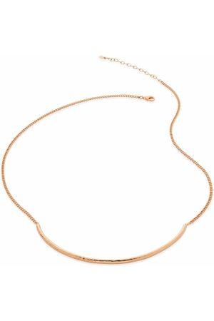 Monica Vinader Deia curve necklace