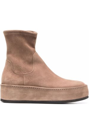 ROBERTO FESTA Women Ankle Boots - Columbia suede ankle boots