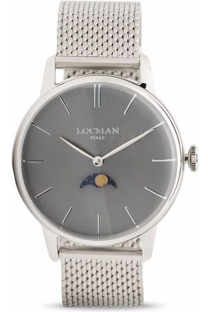 Locman Italy 1960 Moon Phase 41mm
