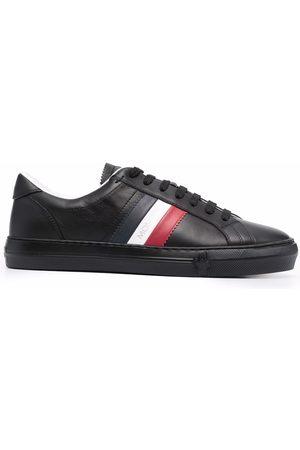 Moncler Men Sneakers - Monaco stripe sneakers