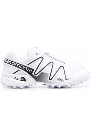 Salomon Men Sneakers - Logo-print lace-up sneakers