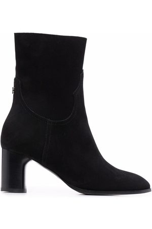 Casadei Rio suede ankle boots