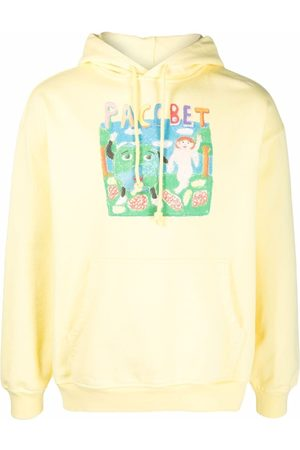 PACCBET World-Peace cotton hoodie