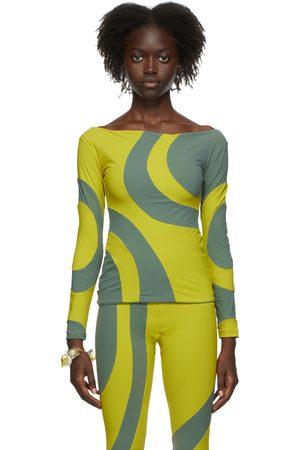 Paula Canovas Del Vas & Stretch Long Sleeve T-Shirt