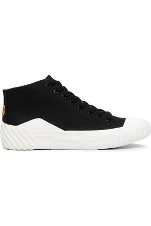 Kenzo Tiger crest high-top sneakers