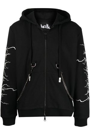 Haculla Fallen Angel print hoodie
