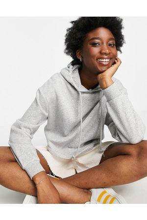 Pieces Women Sweatshirts - Hoodie in light