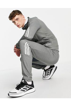 adidas performance Adidas Training 3 stripe training jogger in