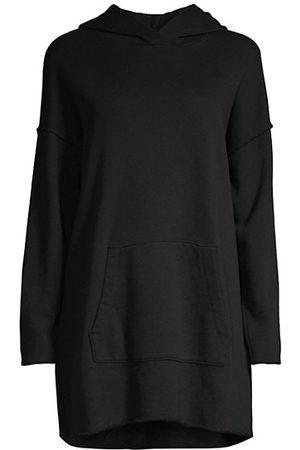 Eileen Fisher Women Tank Tops - Long-Sleeve Hooded Tunic
