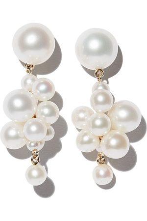 SOPHIE BILLE BRAHE Women Earrings - Botticelli pearl drop earrings