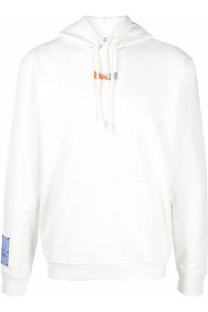 McQ Abstract print hoodie