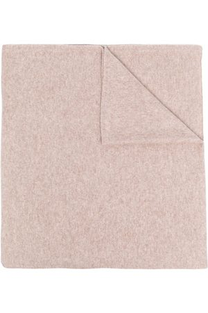 DEE OCLEPPO Women Scarves - Letter e cashmere scarf