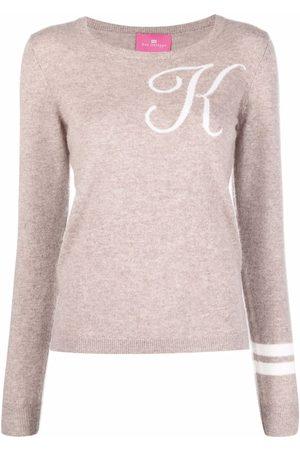 DEE OCLEPPO Women Jumpers - K-detail cashmere knit jumper