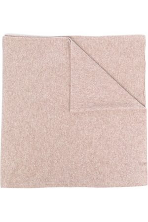 DEE OCLEPPO Women Scarves - Letter d cashmere scarf