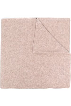 DEE OCLEPPO Letter c cashmere scarf