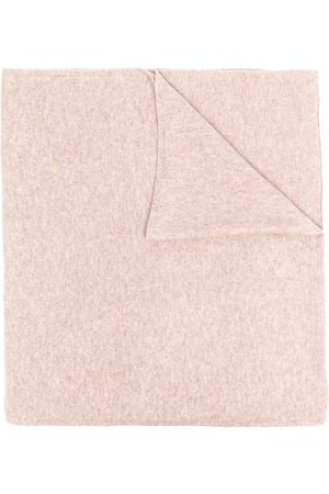 DEE OCLEPPO Letter b cashmere scarf