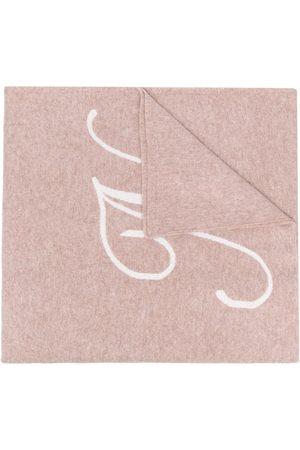 DEE OCLEPPO Women Scarves - Letter n cashmere scarf