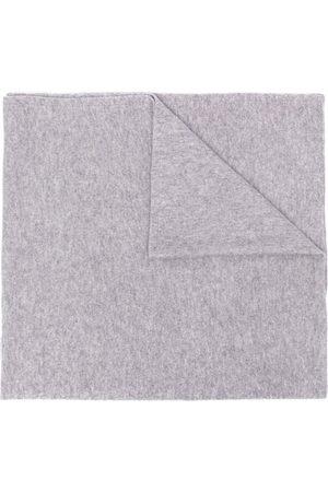 DEE OCLEPPO Letter j cashmere scarf