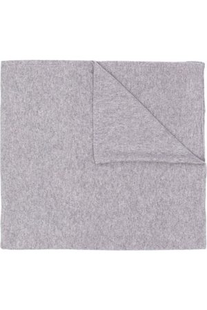DEE OCLEPPO Letter n cashmere scarf