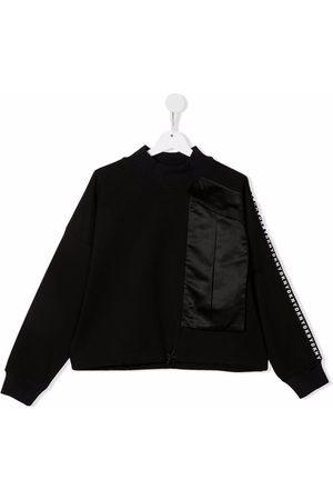 DKNY Logo-print detail sweatshirt