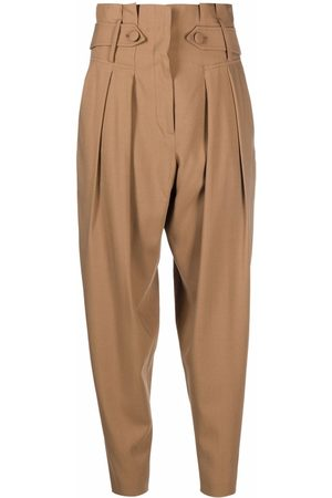 FEDERICA TOSI Women Formal Pants - Pleated tailored trousers
