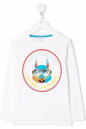 The Marc Jacobs Mascot-print T-shirt