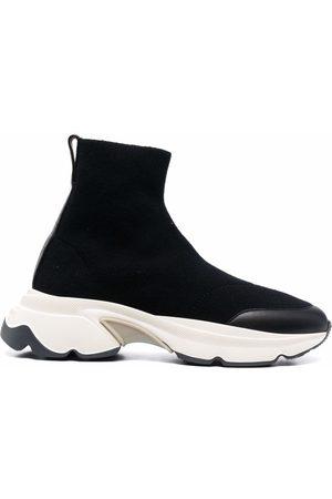 Fabiana Filippi Women Sneakers - Slip-on high-top sneakers