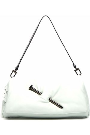 OFF-WHITE 38 Nailed Slouchy clutch