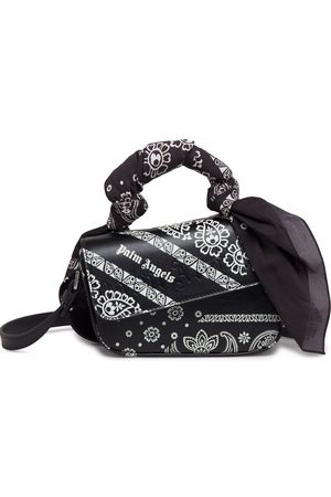 Palm Angels Women Hair Accessories - Bandana-print mini bag