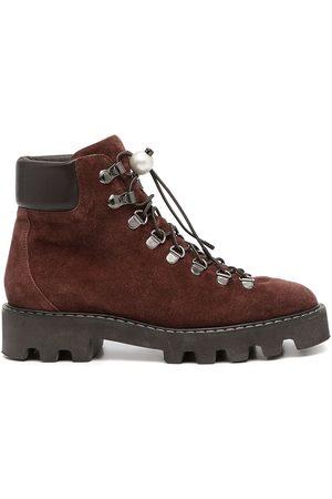 Nicholas Kirkwood Women Outdoor Shoes - DELFI 37mm hiking boots