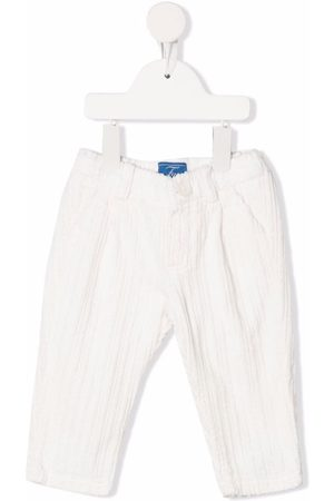 FAY KIDS Baby Chinos - Corduroy slim-cut trousers