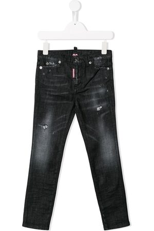 Dsquared2 Boys Jeans - Distressed jeans