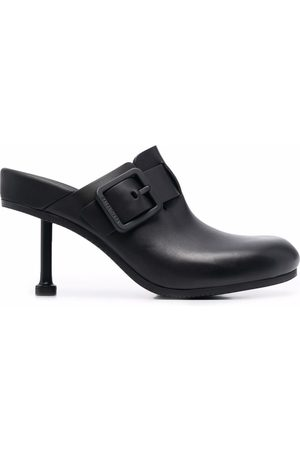 Balenciaga Women Sandals - Mallorca 80mm mules