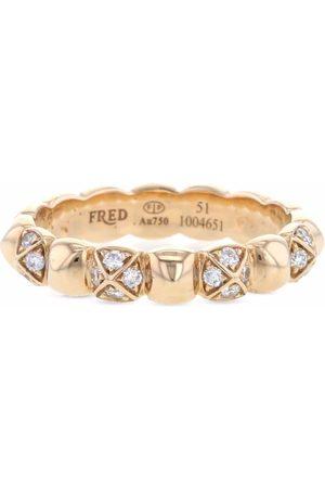 Fred Women Rings - 18kt rose gold Pain de Sucre Celebration diamond ring