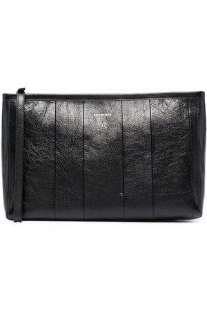 Balenciaga Barbes clutch bag