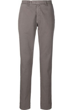 BRIGLIA Men Chinos - Straight-leg chino trousers
