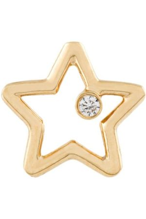 Aurélie Bidermann Star & Diamond earring