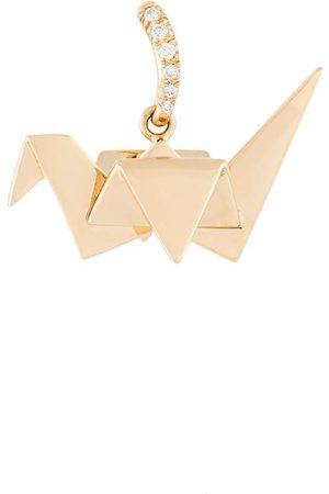 Aurélie Bidermann Origami' diamond pendant